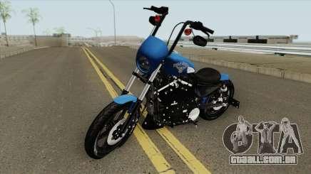 Harley-Davidson XL883N Sportster Iron 883 V1 para GTA San Andreas