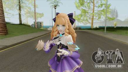 Ms Violet (Guinevere) para GTA San Andreas