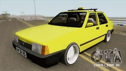 Tofas Dogan L Taxi para GTA San Andreas