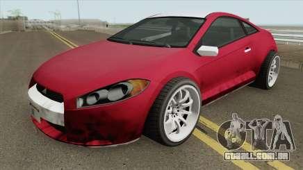 Maibatsu Penumbra GTA V (SA Style) para GTA San Andreas