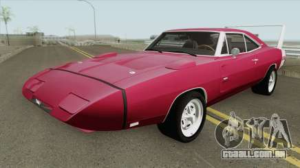 Dodge Charger Daytona 1969 IVF para GTA San Andreas