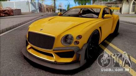 GTA V Enus Paragon R para GTA San Andreas