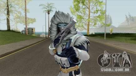 Captain Cold: Criminal Master of Chill V2 para GTA San Andreas