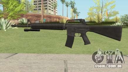 M16A2 HQ (L4D2) para GTA San Andreas
