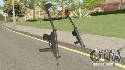 PP-91 Klin PDW para GTA San Andreas