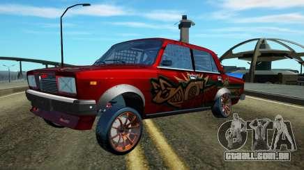 2107 ClubTurbo para GTA San Andreas
