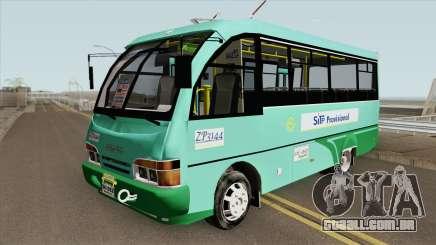 Hino FC9J para GTA San Andreas
