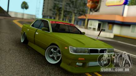 Nissan Laurel C33 Green para GTA San Andreas