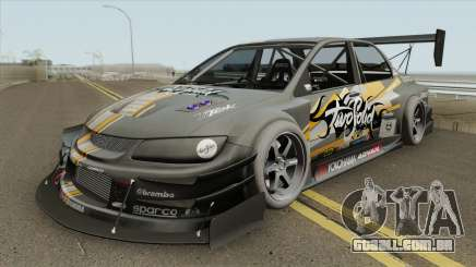 Mitsubishi Lancer Evolution VIII (Time Attack) para GTA San Andreas