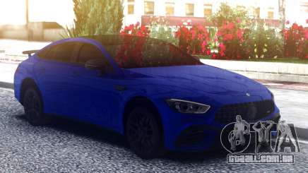 Mercedes-Benz AMG GT 63 S 4Door Coupe 4Matic para GTA San Andreas