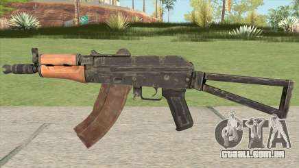 AKS-74U (Medal Of Honor 2010) para GTA San Andreas