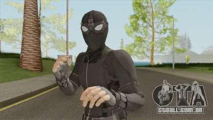 Spiderman Far For Home Skin para GTA San Andreas