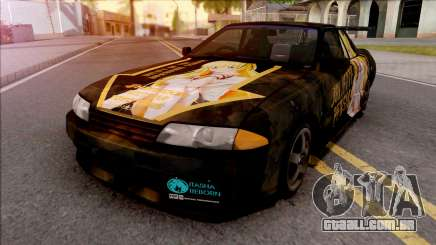 Nissan Skyline GT-R R32 Itasha Juliet Persia para GTA San Andreas