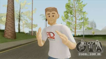 MDickie GAME Random Skin 2 para GTA San Andreas