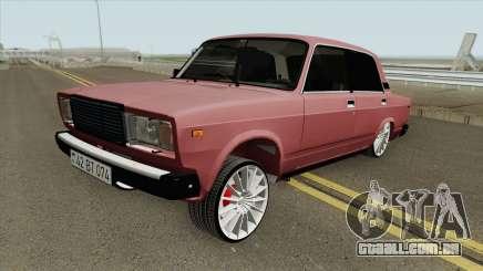 VAZ 2107 Azerbaijan para GTA San Andreas
