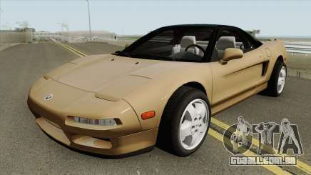 Acura NSX 1991 IVF para GTA San Andreas