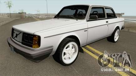 Volvo 242 Intercooler para GTA San Andreas