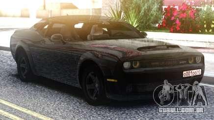 Dodge Challenger SRT Demon para GTA San Andreas