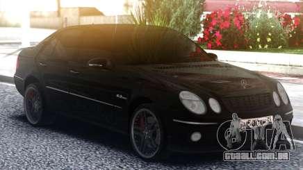 Mercedes-Benz E63 W211 para GTA San Andreas