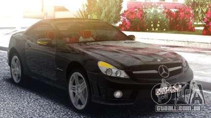 Mercedes-Benz SL65 AMG Black Original para GTA San Andreas