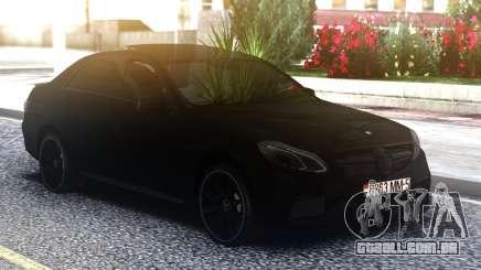 Mercedes-Benz E63 AMG 4MATIC para GTA San Andreas
