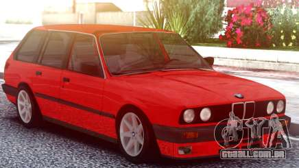 BMW E30 Wagon para GTA San Andreas