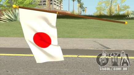 Japan Flag para GTA San Andreas