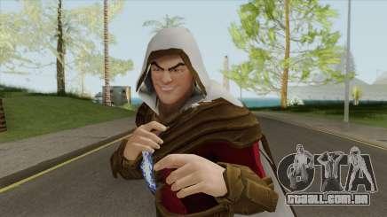 Shazam (Billy Batson) V2 para GTA San Andreas