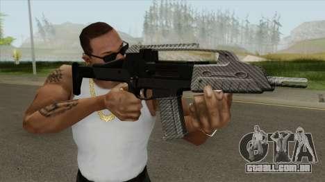 M4 (Carbon) para GTA San Andreas