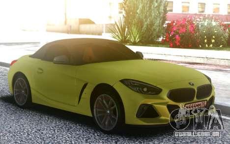 BMW Z4 M40i para GTA San Andreas