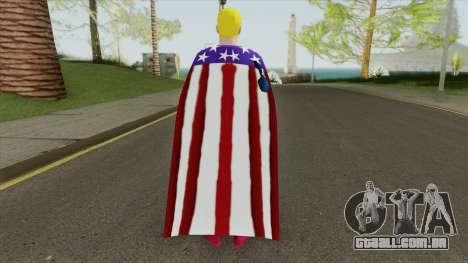 Homelander (Capitao Patria) para GTA San Andreas