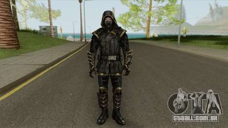 Ronin Skin From Avengers End Game para GTA San Andreas