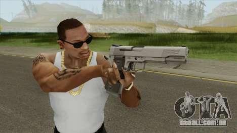Smith And Wesson 45 ACP para GTA San Andreas