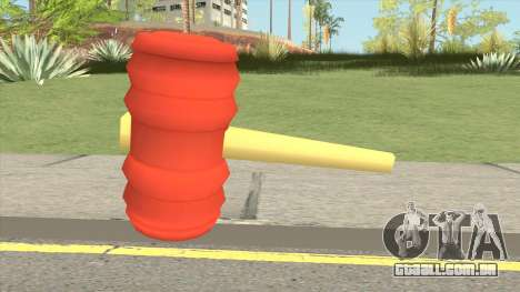 Isabelle Pico Pico (Super Smash Bros Ultimate) para GTA San Andreas