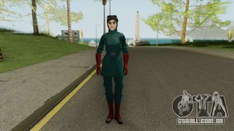 Doctor Poison: Master Of The Toxic V1 para GTA San Andreas