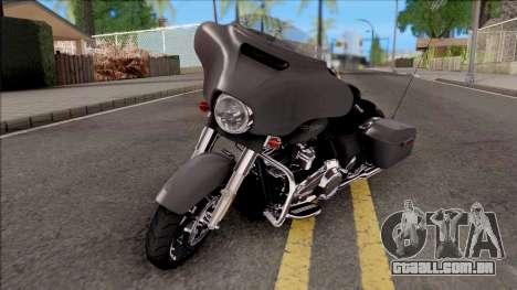 Harley-Davidson FLHXS Street Glide Special HQLM para GTA San Andreas