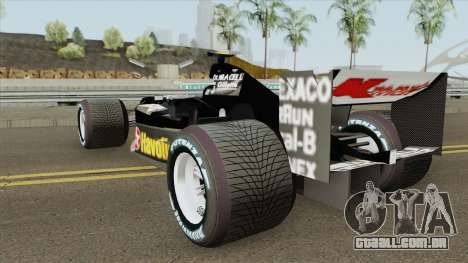 Indy Car (Havoline Racing) para GTA San Andreas