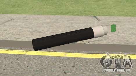 MTN Marker Knife para GTA San Andreas