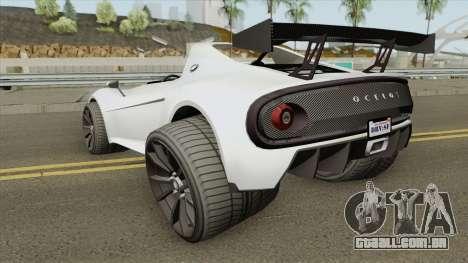 Ocelot Locust GTA V (3-Eleven Style) para GTA San Andreas