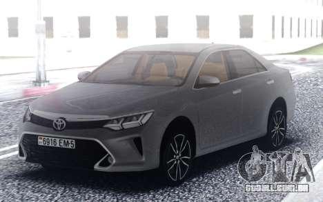 Toyota Camry Hybrid para GTA San Andreas