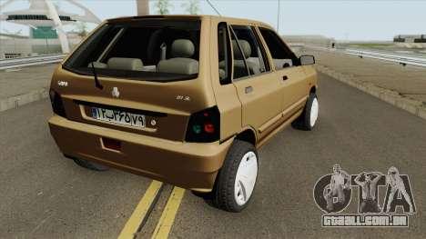 Saipa 111 para GTA San Andreas