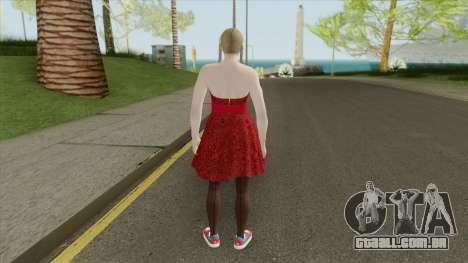 Female Skin (Casino And Resort) para GTA San Andreas