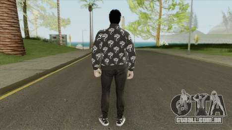 Skin V2 (The Diamond Casino And Resort) para GTA San Andreas