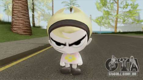 Mandy (The Grim Adventures Of Billy And Mandy) para GTA San Andreas