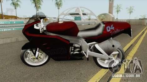 FCR-900 Ducati MotoGP para GTA San Andreas