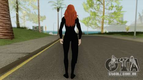 Jean Gray (X-Men Evolution) para GTA San Andreas