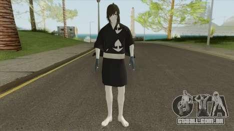 Hyakkimaru Skin V1 para GTA San Andreas