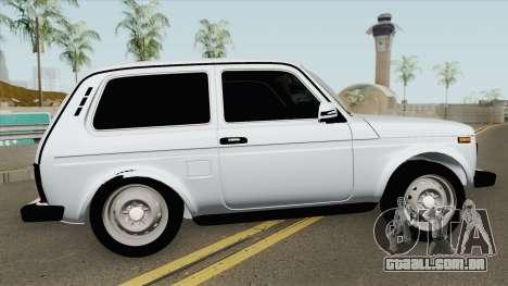 VAZ Niva (Aze Style) para GTA San Andreas