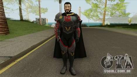 General Zod: Kryptonian Warmonger V2 para GTA San Andreas