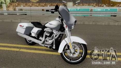 Harley-Davidson FLHXS - Street Glide Special 2 para GTA San Andreas